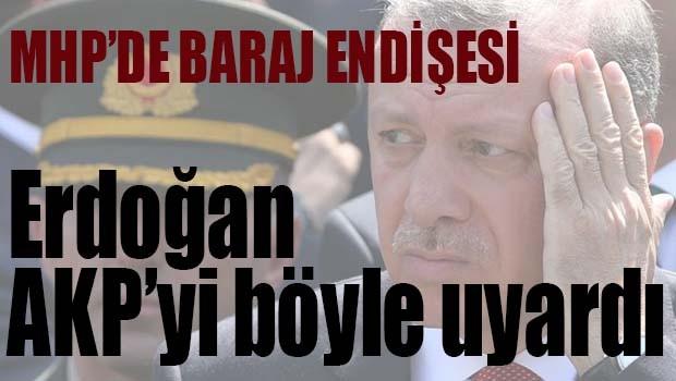 Erdoğan AKP'yi böyle uyardı!