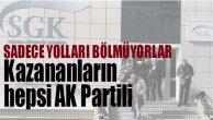 KAZANANLARIN HEPSİ AK PARTİLİ!
