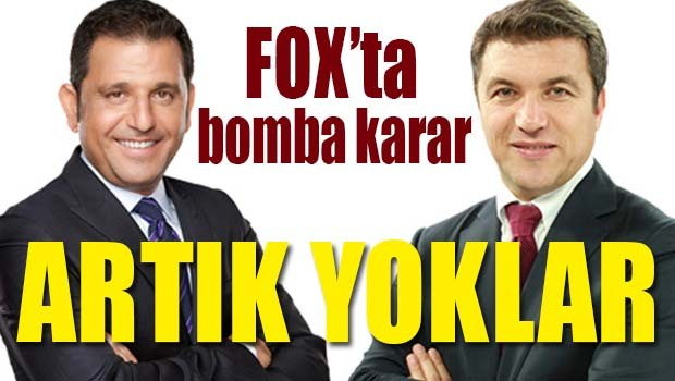 FOX TV'de bomba karar!