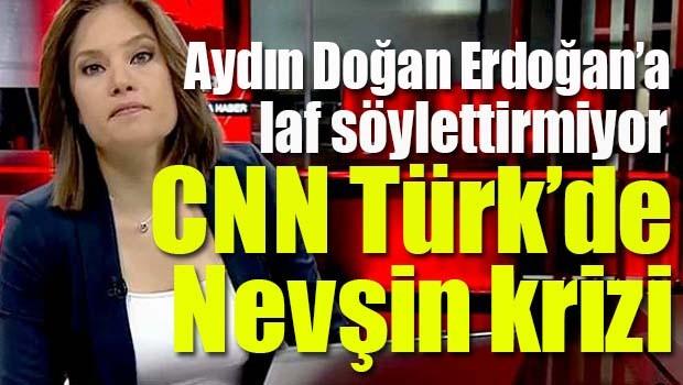CNN Türk'te Nevşin Mengü krizi!