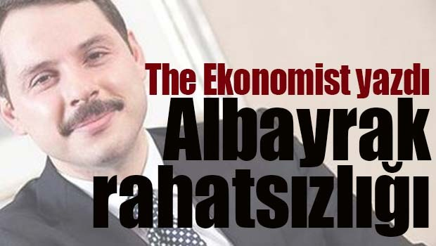AK Parti Berat Albayrak'tan rahatsız!