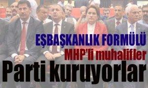 MHP'li muhalifler parti kuruyor!