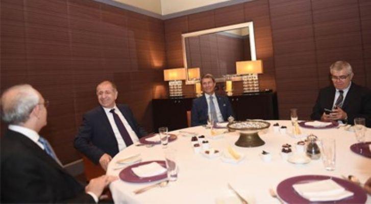 Kılıçdaroğlu'ndan kritik görüşme