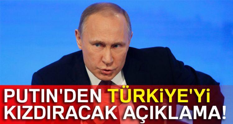 Putin: 'Kürt savaşçıların terörle mücadeleye katkısı çok büyük