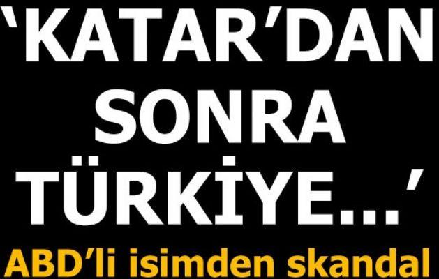 Türkiye'ye küstah Katar tehdidi