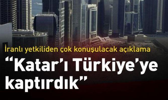Çok konuşulacak açıklama: 'Katar'ı Türkiye'ye kaptırdık'