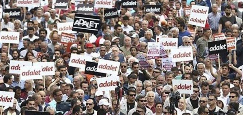 HDP'den 'Adalet Yürüyüşü'ne destek!