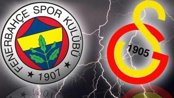 Galatasaray'dan Fenerbahçe'ye Lens çalımı.