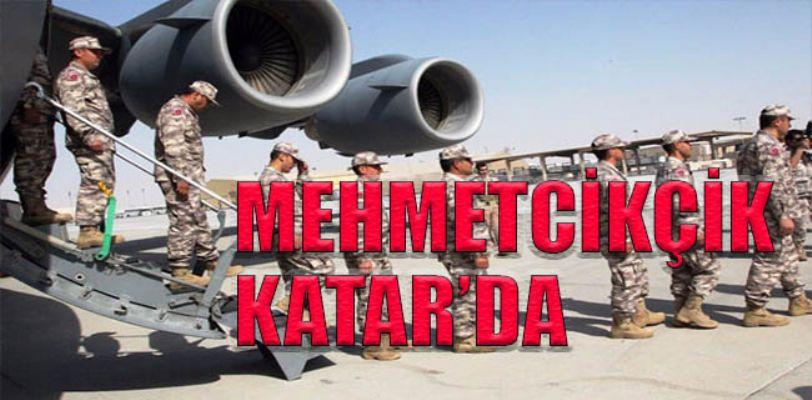 Son dakika… Türk askeri Katar'da