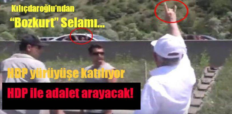 HDP Adalet yürüyüşüne katılıyor!