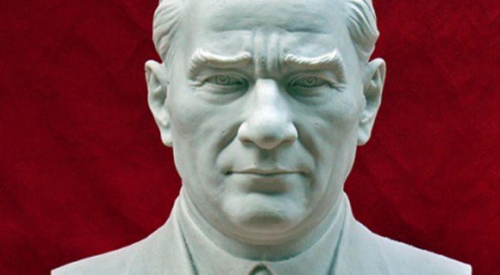 Atatürk büstüne saldıran hakkında ne  karar verildi?!