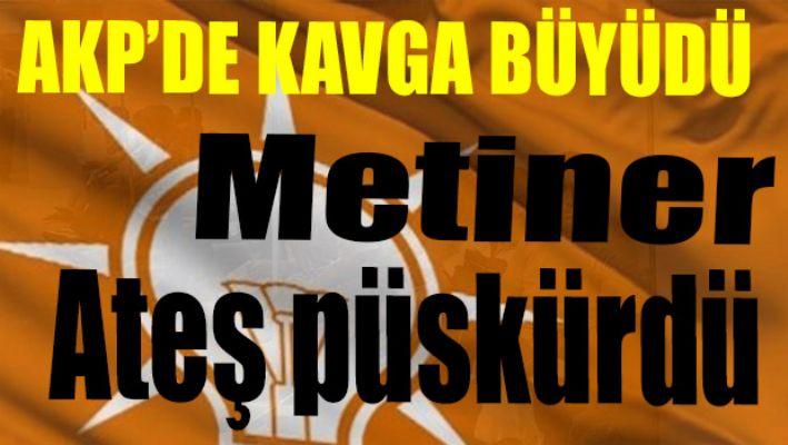 Metiner AKP'li eski Bakana ateş püskürdü
