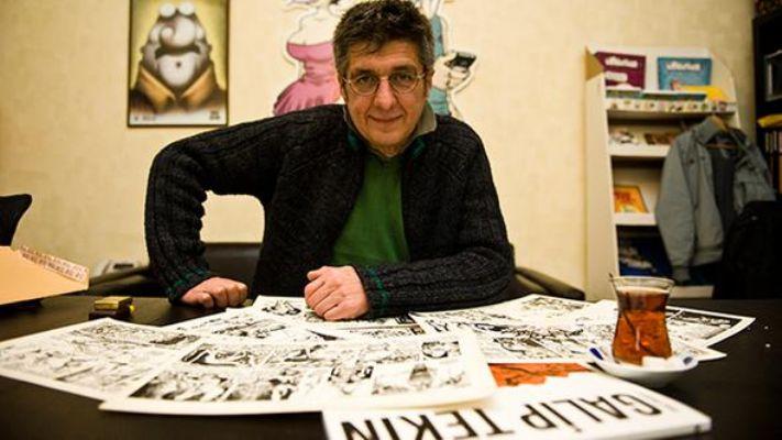 Ünlü karikatürist evinde ölü bulundu