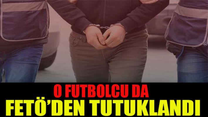 Kaleci Oğuzhan Bahadır Fetö'den tutuklandı
