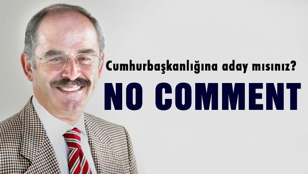 Büyükerşen'den ilginç Cumhurbaşkanlığı yorumu