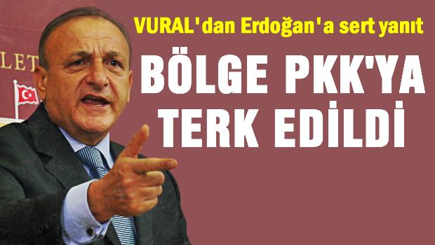 Oktay Vural'dan Erdoğan'ın çağrısına sert tepki