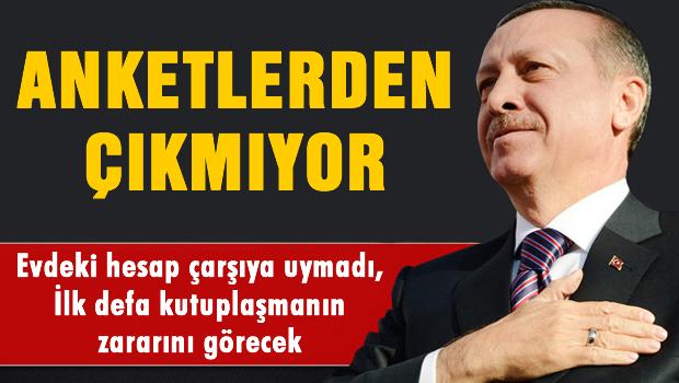Cumhurbaşkanlığı seçimlerinde Erdoğan anketlerden çıkmıyor