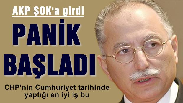 Erdoğan'ın hedefindeki kişiydi